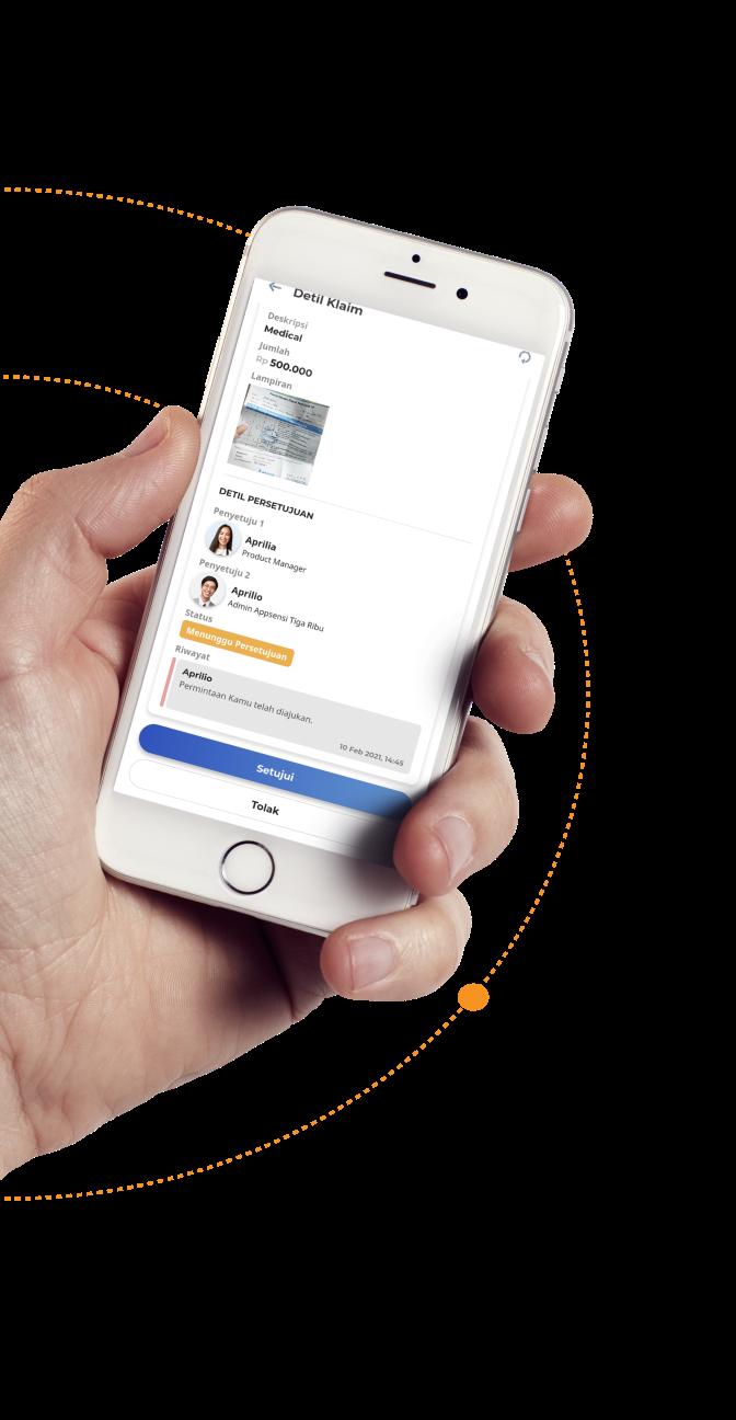 solusi aplikasi absensi online